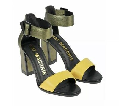Kat Maconie Designer Ladies Shoes Size 5 38 JOAN