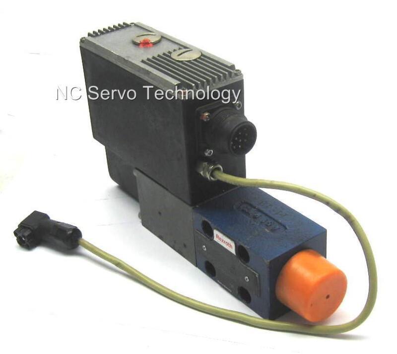 Rexroth Vt-dfpe-c-22/g24k0/2a0v/v Valve R900705156 Rebuilt W/12 Mo Warranty
