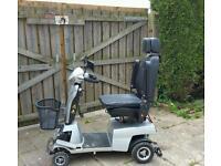 Quingo 5 wheel mobility scooter