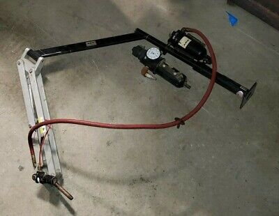 Aro Pneumatically Operated Flex-arm Tapping Arm Model Wb230b-300
