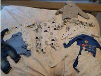 O - 1 year boy baby clothes bundle