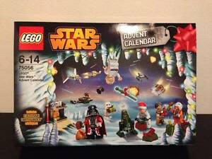 LEGO 75056 Star Wars Advent Calendar w/ EXCLUSIVE Darth Vader Fig Hornsby Hornsby Area Preview