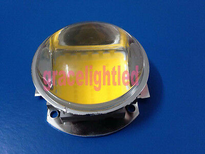 90-120led Lens Reflector Collimator For 20w 30w 50w 70w 100w High Power Led