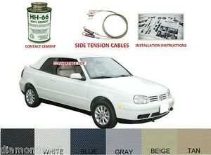 Vw Cabriolet Top Sunroof Convertible Amp Hardtop Ebay