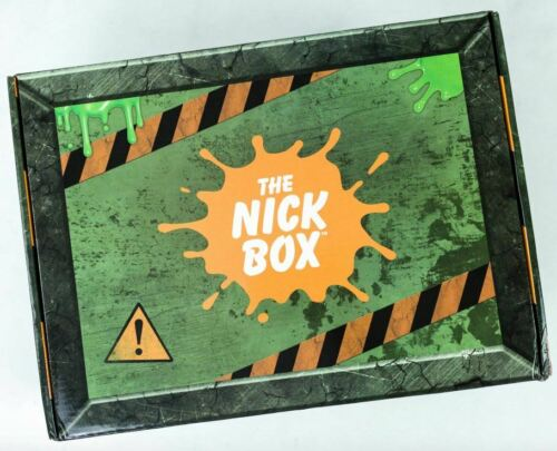 The Nick Box - M  Exclusive Fall Halloween October 2019 Nickelodeon 90