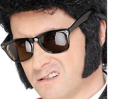 50er Jahre 60er 70er Koteletten Rocker Teddy Junge Kostüm Seitenbretter - 50er Jahre Kostüm Junge