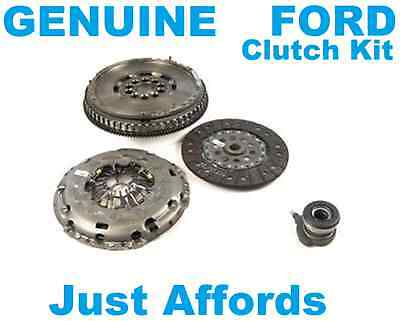 NEW GENUINE FORD FOCUS RS MK2 2005-2011 Flywheel Clutch Kit Bearing ST UPGRADE .