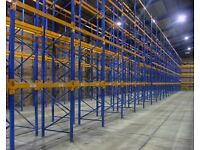 Heavy Duty Dexion Speedlock Pallet Racking/Shelving. |various Sizes Available|