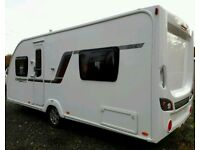 2012 swift challenger 514 4 berth fixed bed model also alko motormover fitted plus new awning