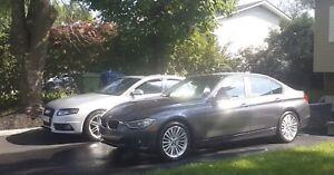 **Deal** BMW F30 328XI (XDrive) - 2013 - Mineral Gray - 80XXX Km