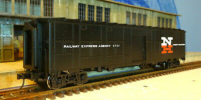 Image of 0013 us SPUR 0 NEW HAVEN EXPRESS BOX Rebuilt Troop Sleeper v ATLAS MASTERS 2 L