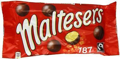 Maltesers Delicious Milk Chocolate Full Box of 25 Bags