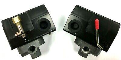 Senco 2e21025tb Air Compressor Pressure Control Switch 120-230 Volt 95-125 Psi