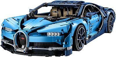 LEGO Technic Bugatti Chiron 42083 Race Car NEW - NO BOX - Ships in generic box