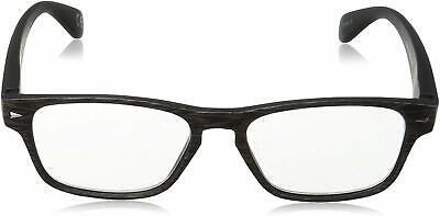 Foster Grant Men's Paxton Wayfarer Reading Glasses (Mens Wayfarer Reading Glasses)