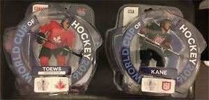 Jonothan Toews Limited Edition and Patrick Kane Collectible
