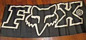 Authentic Vintage Fox Racing BMX Cycling Bicycle Banner Concord West Canada Bay Area Preview
