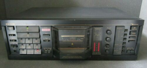 Nakamichi RX-505 Auto Reverse 3 Head Cassette Deck - FREE SHIP!