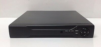 4CH POE 720P NVR Network Video Recorder H.264 P2P Cloud HDMI ONVIF Camera