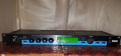 Lexicon MPX 500 24 Bit Dual Channel Processor  24 Bit Dual Channel Processor