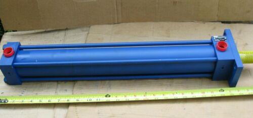 """Rexroth R978052641 Hydraulic Cylinder Bore: 2.5"""" Stroke:20"""" Ram 1-3/8"""" 1700psi"""