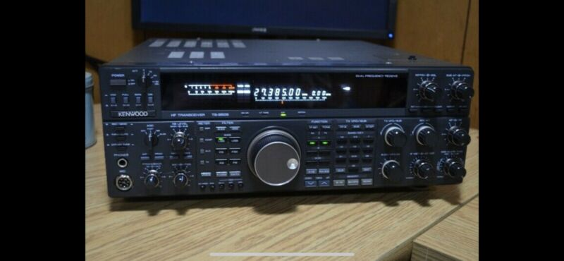 ham radio transceiver kenwood Ts-950s