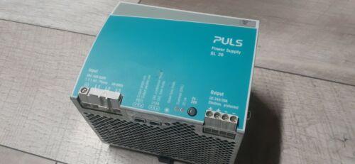PULS SL20, 24 Volt, 20 Amp Power Supply 400 -500 Volt / 3 Phase Input