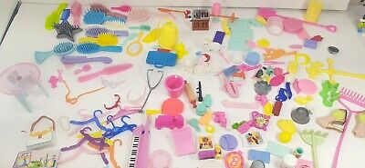 200+ HUGE VINTAGE BARBIE LOT Of ACCESSORIES & RANDOM ITEMS