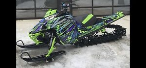 2018 Arctic Cat Mountain Cat 162""