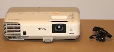 Epson PowerLite 95 3LCD Projector 1080i HDMI.Lamp Hours Vary  321 to 478 Hours