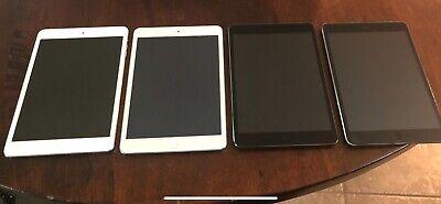 """Apple iPad mini 1st Generation 7.9"""" 16GB, Wi-Fi Tablet  - Black & White"""