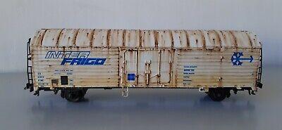 Roco 46442 H0 1:87 SNCF (FS) INTERFRIGO carro frigo Ibbehs