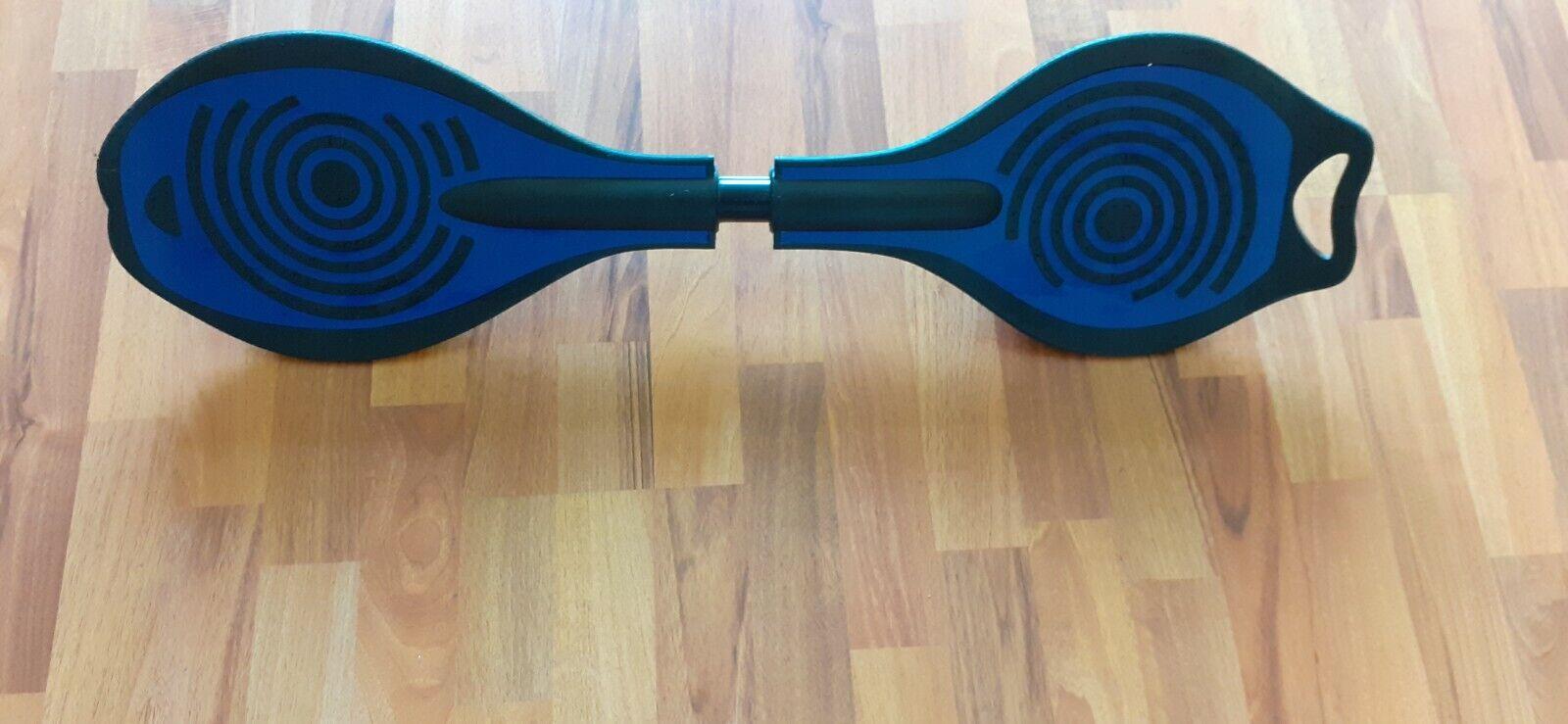 Waveboard Streetsurfing für Kinder, dunkel Blau, maximaler Gewicht 100 Kg