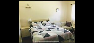 Private fully furnished room, bills included