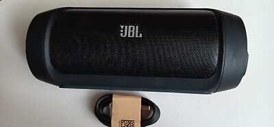 JBL Charge 2 Rechargeable Wireless Bluetooth Speaker Black