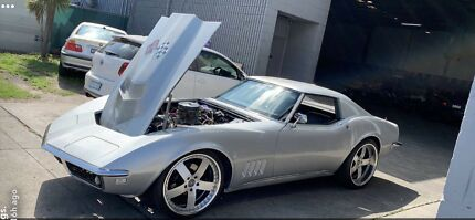 Corvette Big Block 502 Derrimut Brimbank Area Preview