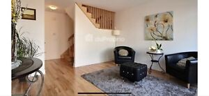 3 bedrooms Lachine townhouse with parking