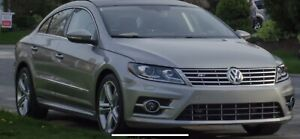 2015 VW CC R-line with tech package