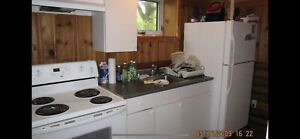 Furnished room in basement appt at YONGE/STEELES avail JULY 1