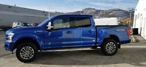 2018 Ford F-150 lariat  NO DEALERS