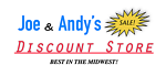 Joe & Andy's Discount Store