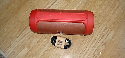 JBL Charge 2 Rechargeable Wireless Bluetooth Speaker Red
