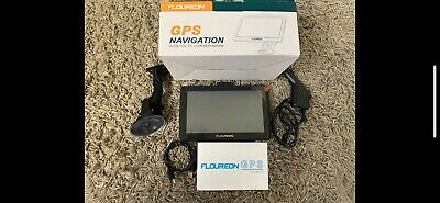 FLOUREON GPS Navigator 7.0 inch GPS Navigation System with Lifetime US/Canada