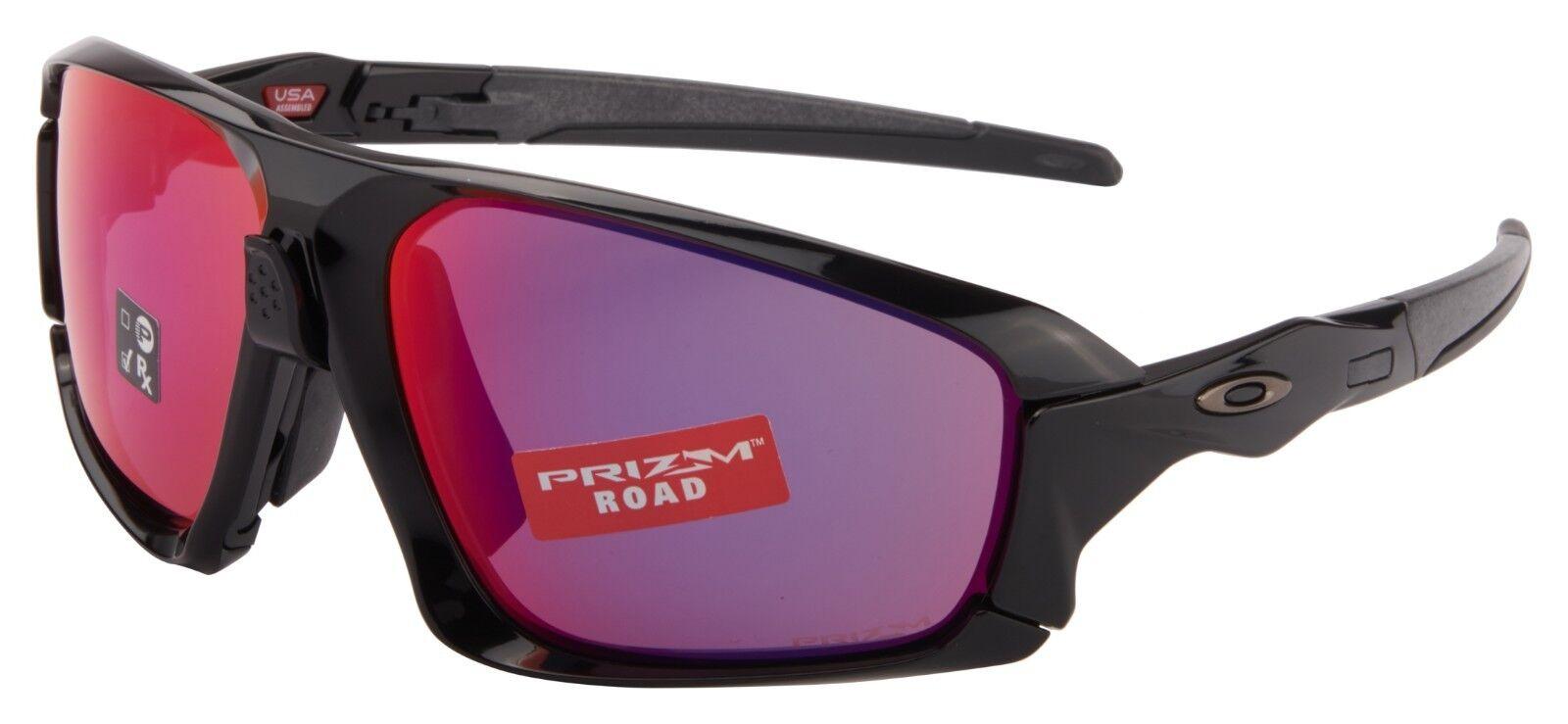 oakley-field-jacket-sunglasses-oo9402-0164-polished-black-prizm-road-lens-nib