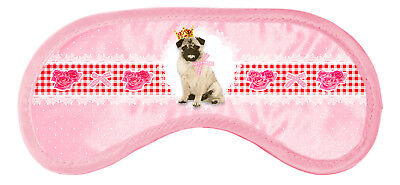 Daydream Schlafmaske inkl. Coolpack - Pet pink