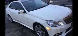 2010 Mercedes-Benz E-Class 4matic Navigation Panoramic BackupCam