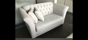 2 seater love seat sofa