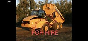 Cat 725 Dump truck Moxy for dry hire Available NOW Pickering Brook Kalamunda Area Preview