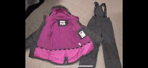 Kids snow suit size 10