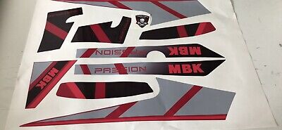 kit autocollants mbk 51 passion
